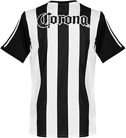 impaciente Si Manchuria  adidas 2017 Club de Cuervos FC Home Jersey (South American Import) - S,  Sports & Outdoors - Amazon Canada