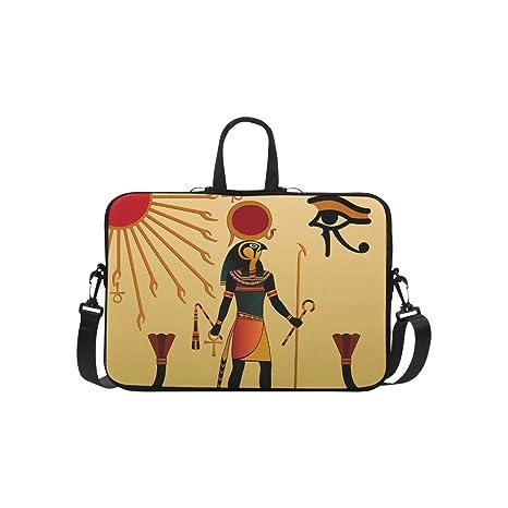Amazon Com Interestprint Egyptian Laptop Sleeve Case Bag Ancient