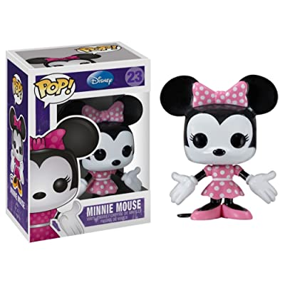 Funko POP Disney Minnie Mouse Vinyl Figure: Funko Pop! Disney:: Toys & Games