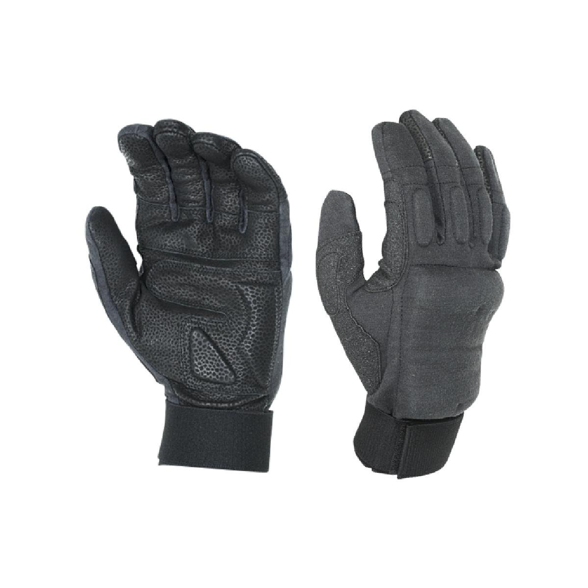 Voodoo Tactical 20-7429 Black Sniper Gloves, XX-Large