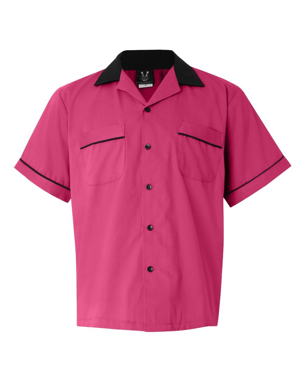 Hilton Bowling Retro Gm Legend, Pink/Black, Medium by Hilton