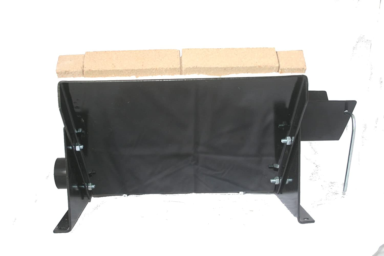 Amazon.com: Mini whitlox de leña Blacksmith Forge: Home ...