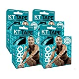 KT Tape PRO Kinesiology Tape Roll AQUADUCT 4-Roll Value PackLimited Edition