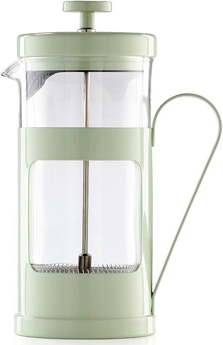 La Cafetiere Monaco – Cafetera, 3 Tazas, Color Verde Pistacho: Amazon.es: Hogar