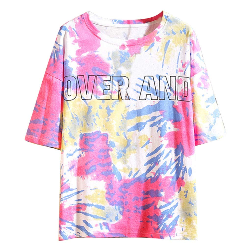 Hopeg Summer Clothing - Men's Fashion Printed Short Sleeves Comfortable Blouse Top, boy Water and Ink Street Style by Hopeg