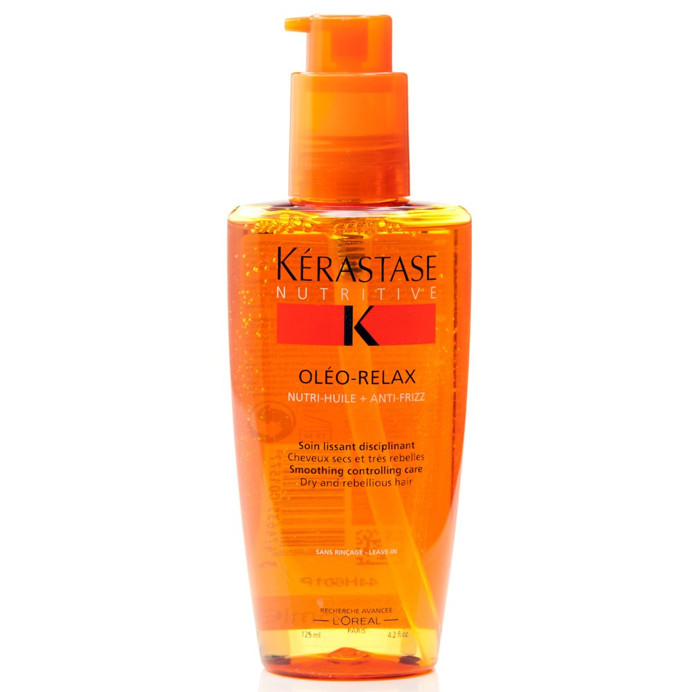 Kerastase Nutritive Serum Oleo-Relax 125 ml -- Serum for dry & fine or frizzy hair by Fixbub