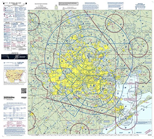 FAA Chart: VFR TAC HOUSTON THOU (Current - Airport Terminal Houston