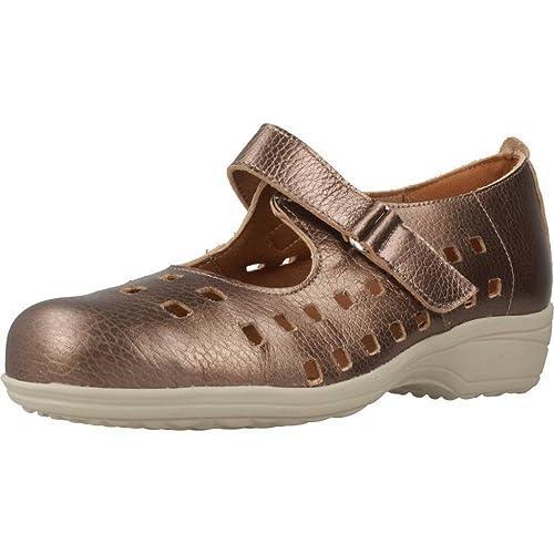 Pinosos Para Metálico Pinosos Cordones es Zapatos Color G Mujer De Mujer Amazon Y Modelo 7579 Metálico Marca Ogxwq0xE