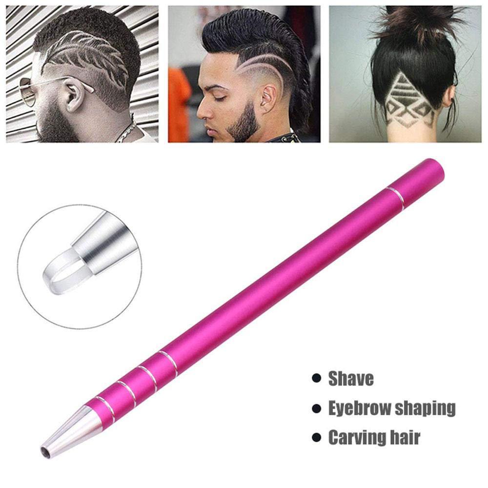 Magic Engraving Pen,Tattoo Pen,Hair Engraving Shaver Pen - Pen