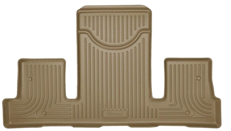 Husky Liners 2nd Seat Floor Liner Fits 08-17 Enclave 09-17 Traverse 2nd Bucket 19223