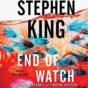 End of Watch Audiobook