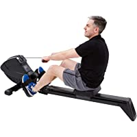 Action Magnetic Rowing Machine