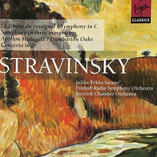 Stravinsky: Orchestral Works by Virgin Classics