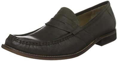 Hush Puppies Caines, Mocassins homme - Marron-TR-LQ.148, 41