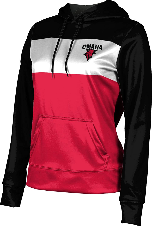 University of Nebraska at Omaha Girls Pullover Hoodie School Spirit Sweatshirt Prime