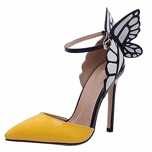 Zapatos formales Qiyun.z para mujer aaHCH