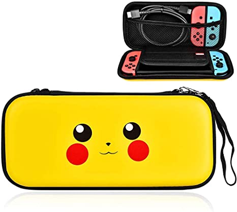 Funda para Nintendo Switch, Diseño para Pikachu/Eevee de Lets Go ...