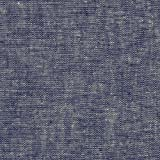 Kaufman Essex Yarn Dyed Linen Blend Denim-Blue Fabric By The Yard