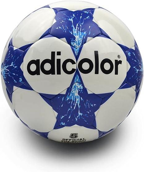 E&M Adicolor Luminoso Balón de Fútbol Noche Luz Noctilucente Balón ...