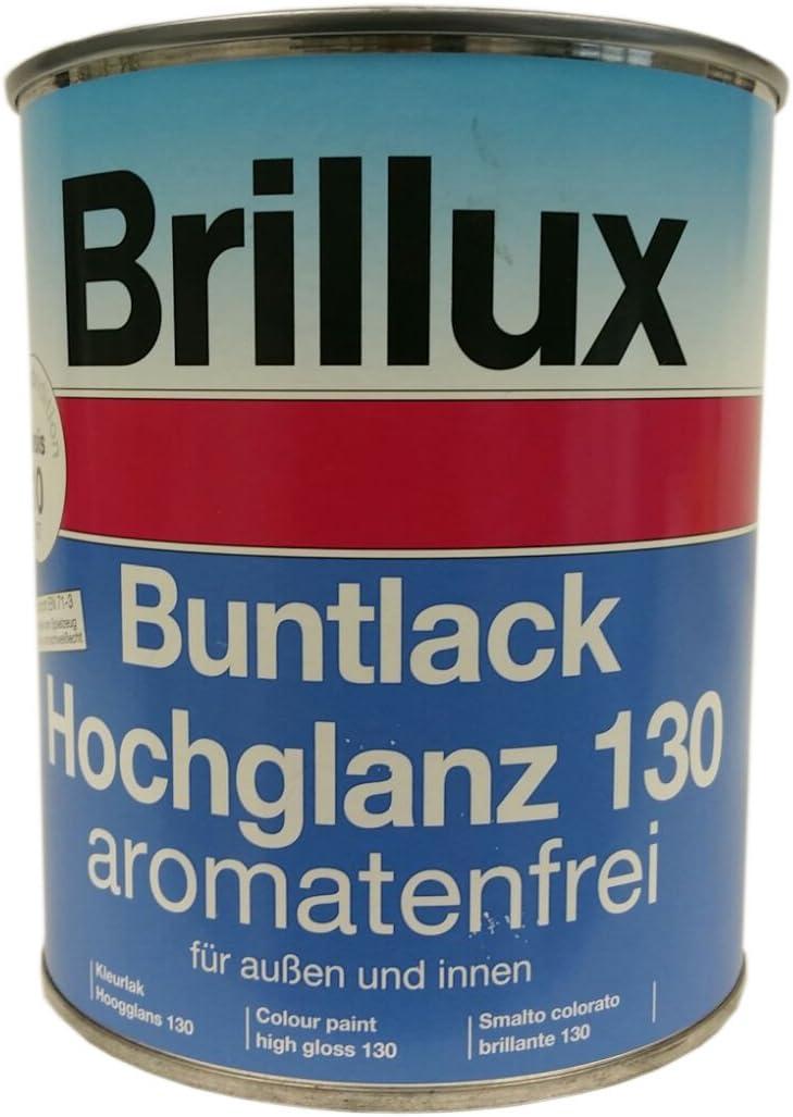 magnífico Lux 130 Multicolor barniz brillante RAL 9011 Negro ...