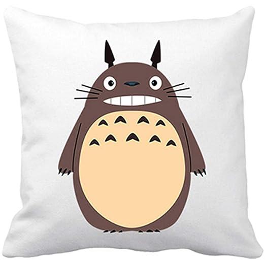 Diver Bebé Cojín con Relleno ilustración Dibujo Totoro ...