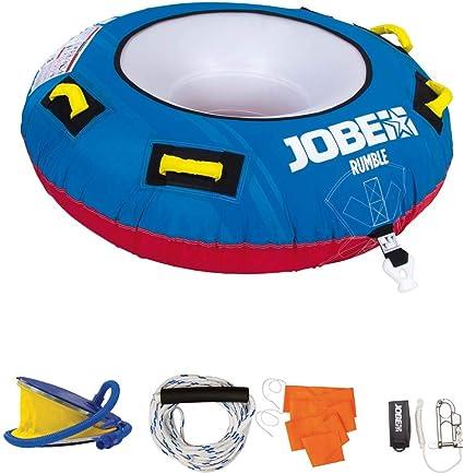 Jobe Rumble Funtube Pack 1 Unidad, Multicolor, Talla única