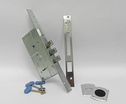 SECUREMME SC 2017(Italy) High Security Door Lock/Anti Pick