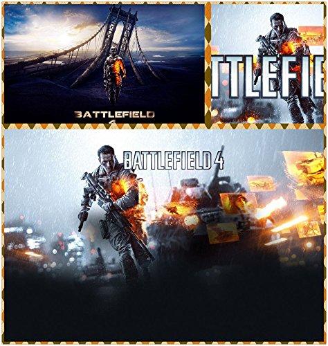 24x25 inch Battlefield 4 Silk Poster Seda Cartel CGSF-7D9 ...