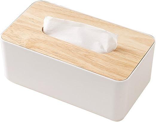 Soportes de toallas de papel Caja de pañuelos de Moda Simple Caja ...