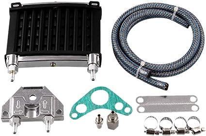 aluminio mishi Moto mmrt de CA refrigerador Dep/ósito