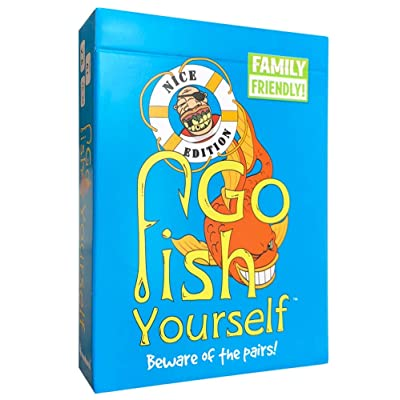 Go Fish Yourself - Family Edition: Office Products