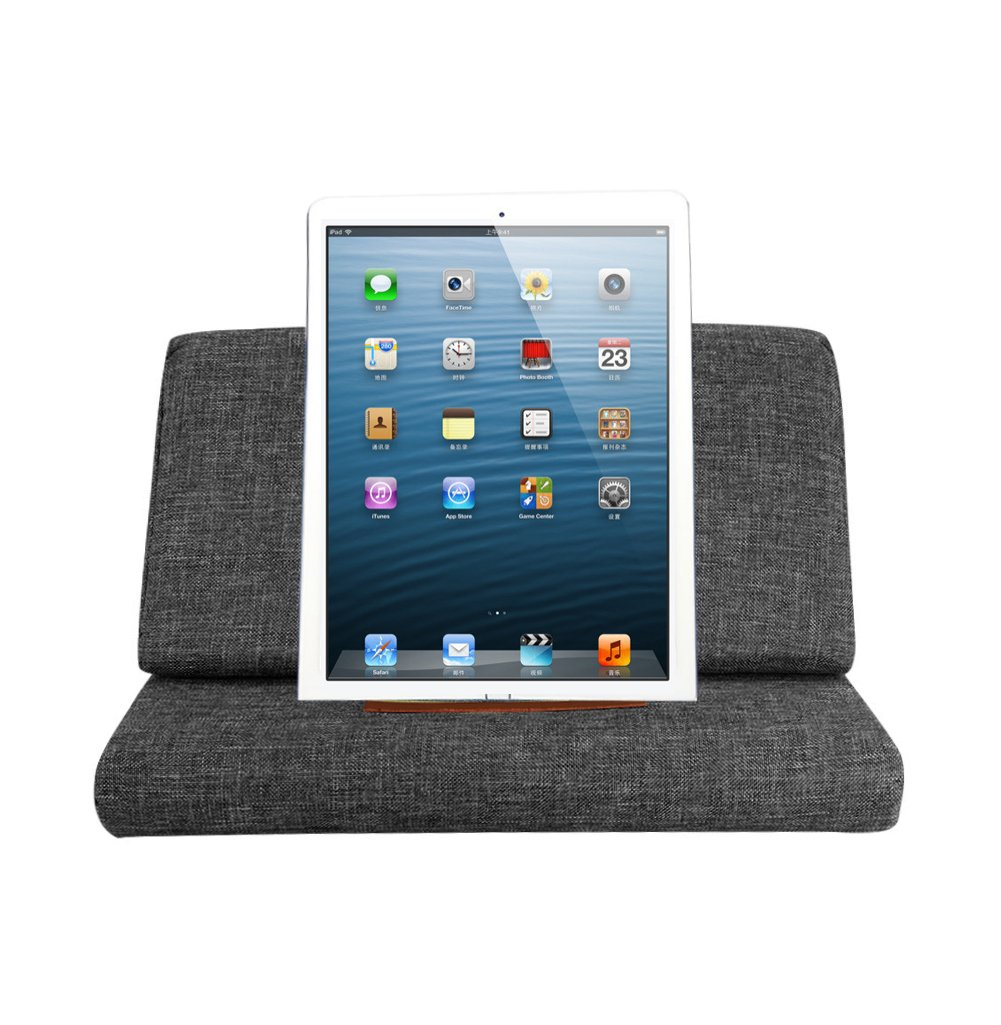 Amazon.com: Eworld - Tablet Pillow Holder - iPad Pillow Tablet Stand ...
