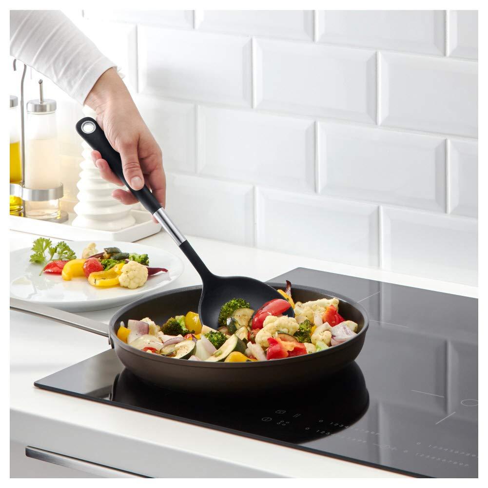 Kartoffelstampfer in schwarz; aus Edelstahl IKEA 365