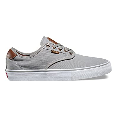 Chaussure De Skate Homme Promotion Vans Brushed Twill