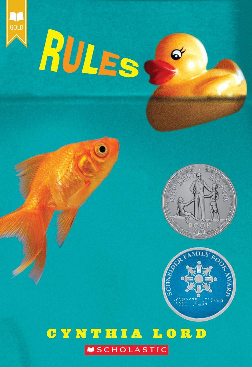 Rules (Scholastic Gold): Lord, Cynthia: 9780439443838: Amazon.com: Books