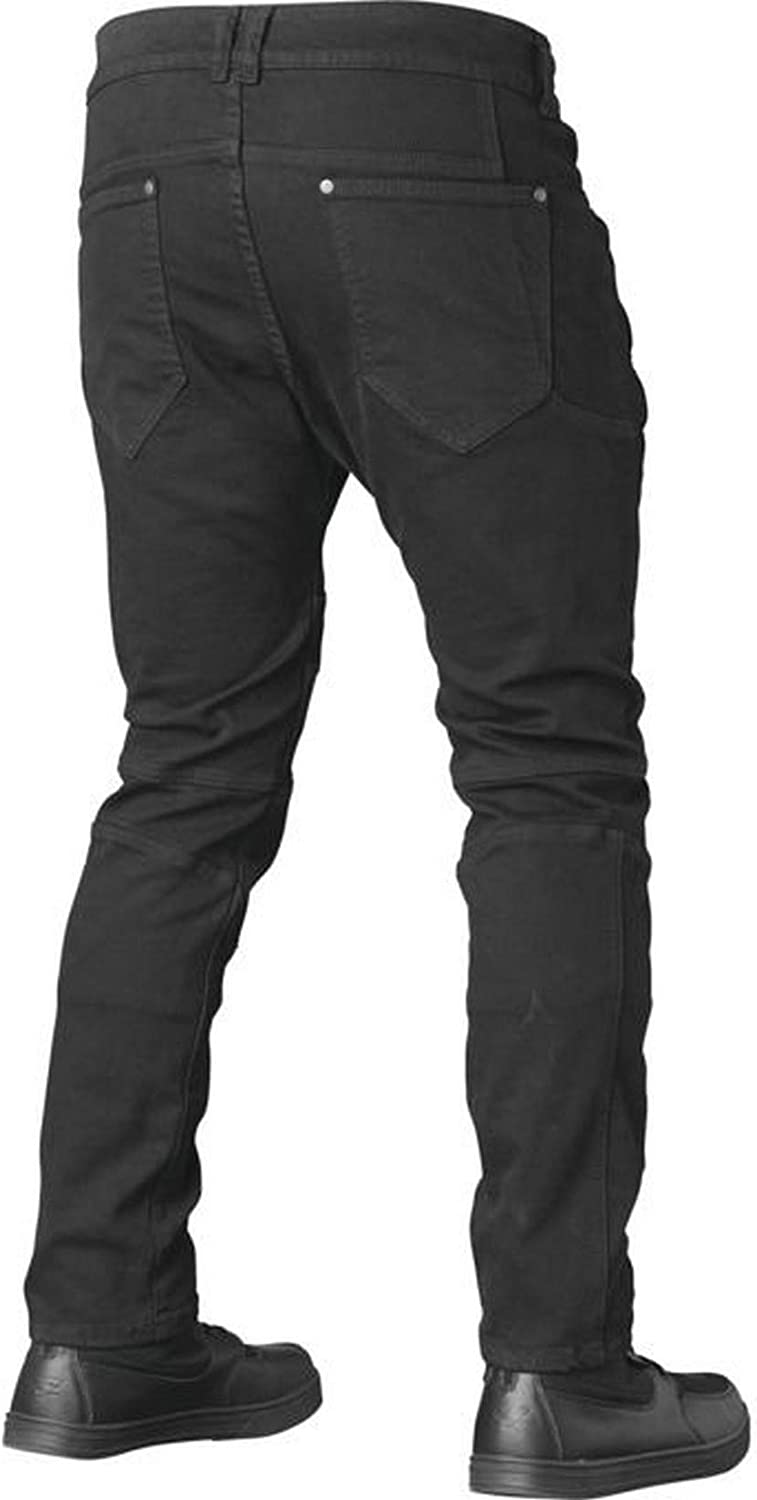 Black, 34Wx30L Speed and Strength Unisex-Adult Jeans