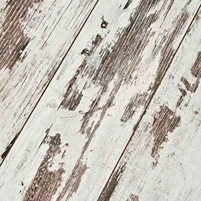 Inhaus Urban Loft Whitewashed Oak 8mm Laminate Flooring SAMPLE