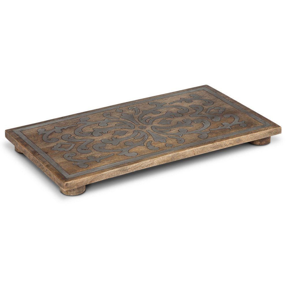Rectangular Wood Trivet