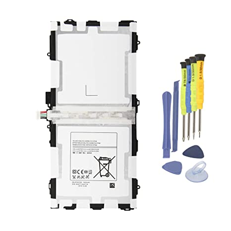 Swark Tablet Replacement EB-BT800FBU Battery Compatible with Samsung Galaxy TAB S 10.5 LTE SM-T800 SM-T801 SM-T805 SM-T807 SM-T807A SM-T807P Series Tablet EB-BT800FBC EB-BT800FBE