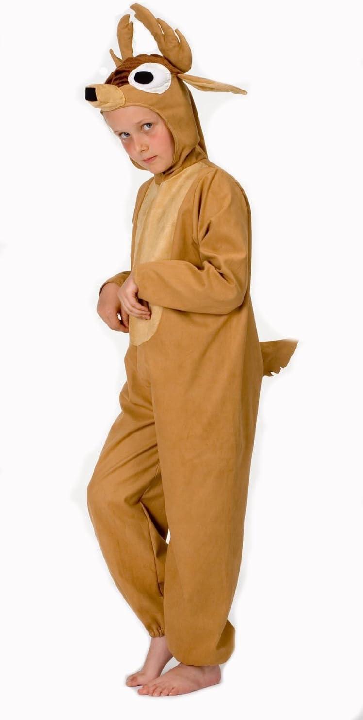Ciervo Disfraz Para Niños – Completo ciervo Disfraz infantil ...