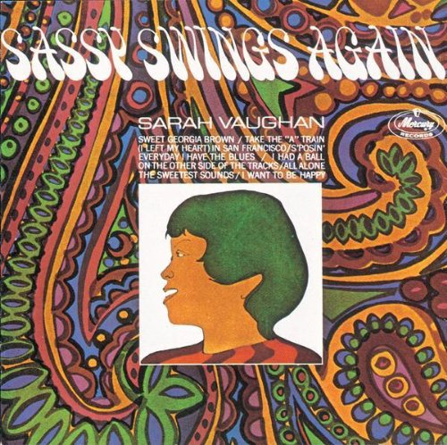 Sassy Swings Again by Mercury Records