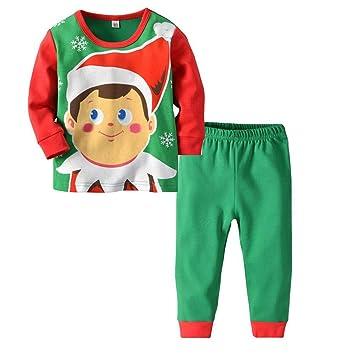 02b56da13 Gagacity Kids Baby Christmas Pyjamas