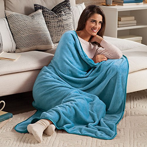 Brookstone Nap Throw Blanket product image