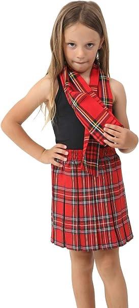 fashioncrazexx - Falda de Cuadros Escoceses chapada en Caja ...