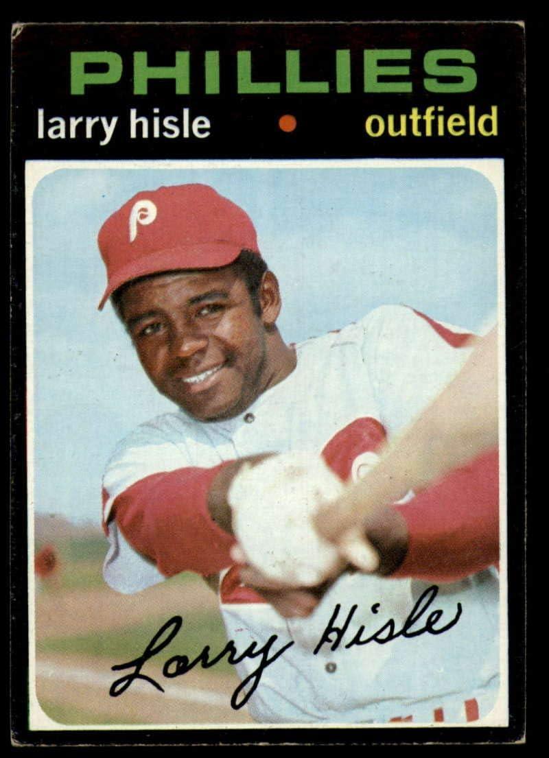 Larry Hisle