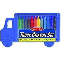 Truck Crayon Set