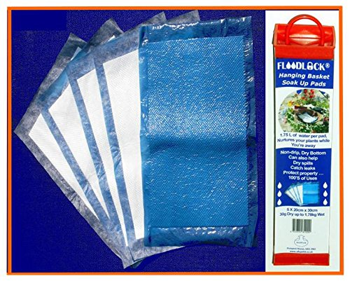 ALLUPS FL175 FLOODLOCK SOAK UP BAG 200X300MM [Pack Size: 5] (Epitome Certified)