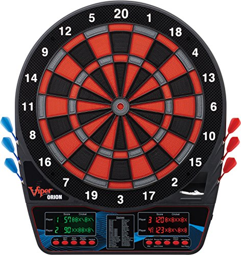 Viper Orion Electronic Soft Tip Dartboard by Viper