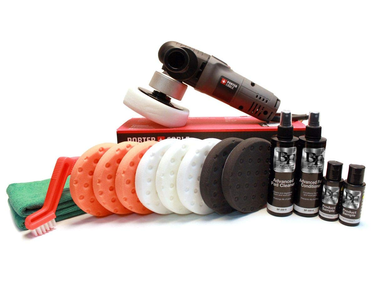 Porter Cable 5.5 x 7/8 Inch CCS Foam Pad Kit