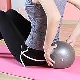 Potelin 1PCS Women Thicken Mini Yoga Ball Pilates